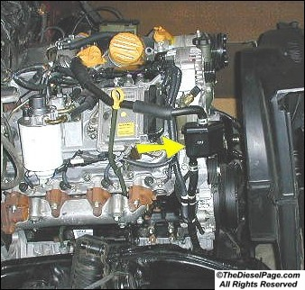 Duramaxcrankcasevent on Duramax Diesel Cooling System