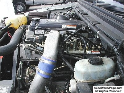 Ford Cummins Diesel Conversion - TheDieselPage.com Forums