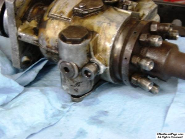 Injection Pump Ponderings [Archive] - TheDieselPage com Forums